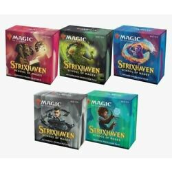 Kyпить Strixhaven Prerelease Pack Set of 5 - MTG - Brand New Kits! Preorder Ship Fast!  на еВаy.соm