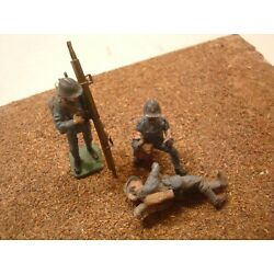 Kyпить WW1 FRENCH ARMY RECOVERING WOUNDED SET TIN LEAD SOLDIER PAINTED FIGURE 54MM 1:32 на еВаy.соm