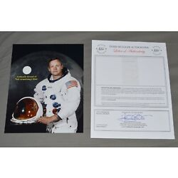 Kyпить Neil Armstrong Authentic Strand of Hair + Signed Todd Mueller COA Apollo 11 Moon на еВаy.соm