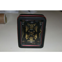 Kyпить Dale Mathis 3D Mechanized Limited Edition Playing Cards – Black/Gold Edition на еВаy.соm