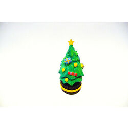 Kyпить THIMBLE PEWTER MCMILLAN & WIFE HANDPAINTED BY CAZ CHRISTMAS TREE & IT OPENS на еВаy.соm