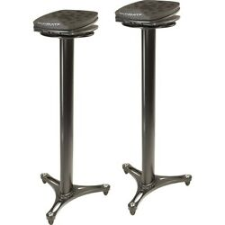 Kyпить Ultimate Support MS-100 Studio Monitor Stand Pair Black на еВаy.соm