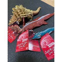 Kyпить Godzilla Aquatilis Anguirus Manda Soft Vinyl S.P Singular Point Movie Monster на еВаy.соm