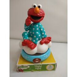 Kyпить SESAME STREET ELMO NIGHT LIGHT Elmo bedtime night light baby kids batteries на еВаy.соm