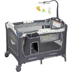 Kyпить Nursery Center Playing, Changing, Nap Time, Day Bed, Portable на еВаy.соm