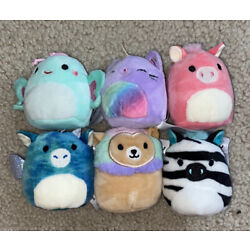 Kyпить Mystery Micromallow Squishmallow, OPENED WITH TAGS на еВаy.соm