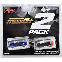 Kyпить Tomy AFX Mega G+ Stock Car Twin Pack (includes 2 cars) HO Scale Slot Cars #22041 на еВаy.соm
