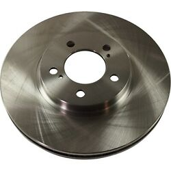 Disc Brake Rotor For 2001-2005 Mercury Sable Front Left or Right Solid 1 Pc