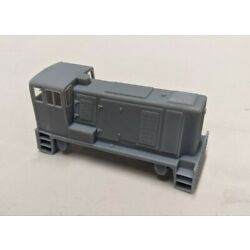 Yorkshire Engine Company DE2 Body For modified OO Hornby triang 0-4-0 chassis