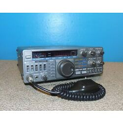 Kyпить Kenwood TS-430S 160-10m + Warc Transceiver w/ Mic & Manual Very Good Condition на еВаy.соm
