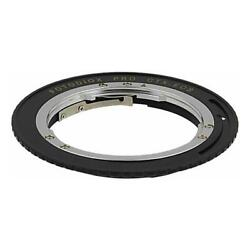 Fotodiox Pro Mount Adapter for Contax/Yashica Lens to Canon EOS EF-Mount Camera