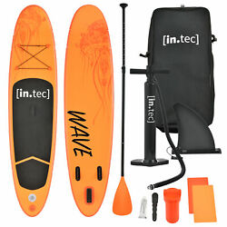 Kyпить [in.tec] Stand Up Paddle Board 305cm Surfboard SUP Paddelboard Wellenreiter на еВаy.соm