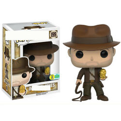 Indiana Jones #199 Funko New/Box!  PACKAGING for shipment FREE Protective!