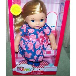 Fisher Price Little Mommy Sweet As Me 13'' Doll in Dress New