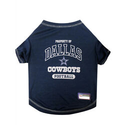 NFL Dallas Cowboys tee short for dogs size XLARGE- free shipping