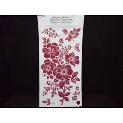Wall Sticker, 9 Piece, 23 3/16x12 5/8in, Various Motifs, New, Boxed, V- 212
