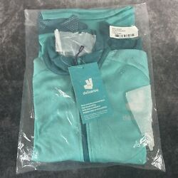 DELIVEROO Mid Layer Jacket Standard L Large Heat Retaining Fabric Reflective NEW