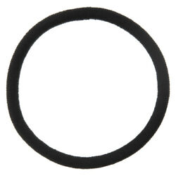 Black smooth hair band youthful personality, good elasticity, convenient