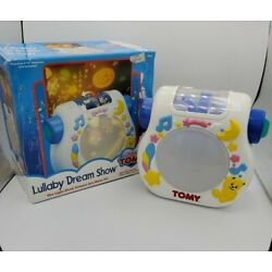 Baby Tomy Vintage Lullaby Dream Show Light Show New In Open Box