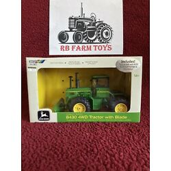 Britains Ertl JD 8430 With Silage Blade 1/32 Scale Collectors Edition Limited