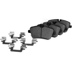 104.05980 Centric 2-Wheel Set Brake Pad Sets Front New for Mark Ford Taurus VIII