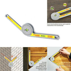Miter Saw Protractor Pro-Site Accurate Angle Measurements Joiner Woodworking ~