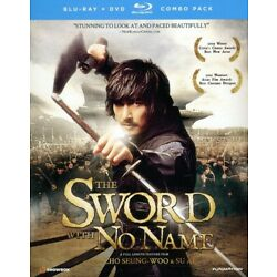 The Sword With No Name (Blu-ray)