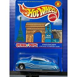 1/64 HOT WHEELS SPECIAL EDITION OTTER POPS PASSION LOUIE BLOO '49 MERCURY COUPE