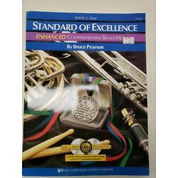 New Standard Of Excellence Book 2 Flute