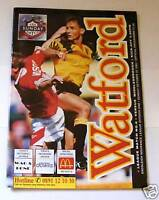 Watford -v- Middlesbrough 1993-1994