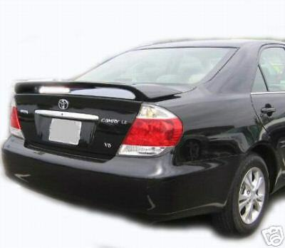2002 2006 toyota camry rear spoiler factory style primered unpainted brand new ebay. Black Bedroom Furniture Sets. Home Design Ideas