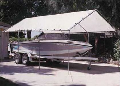 Brand New 10 X20 Boat Canopy Carport Shipping Included Ebay