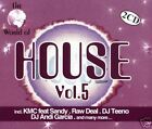 CD House 5 von The World Of Various Artists 2CDs
