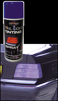 BLUE TAIL LIGHT TINTING SPRAY 400ML CAN NEW