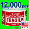 ML23104, 12,000 2x3 Handle With Care Fragile Label