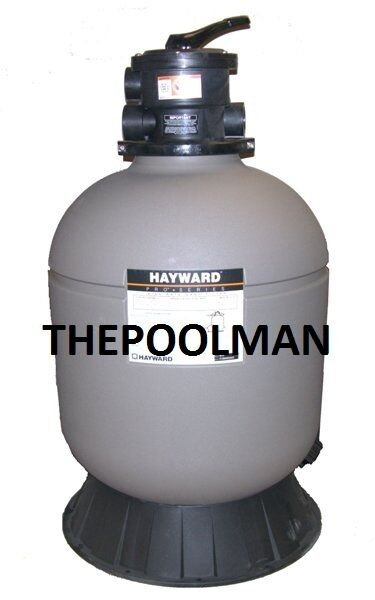 Hayward Pro Series Top Mount Swimming Pool Sand Filter Ebay