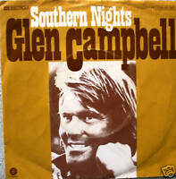"""7"""" 70´s GOLD ! GLEN CAMPBELL : Southern Nights / VG+"""
