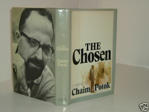 an analysis of the chosen by chaim potok Chaim potok analysis shown in chaim potoks novel rudiments of the chosen are also present in society concerning the zionists point of view.