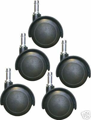 10 office chair casters for laminate hardwood floors cs 50 ebay - Office chairs on hardwood floors ...