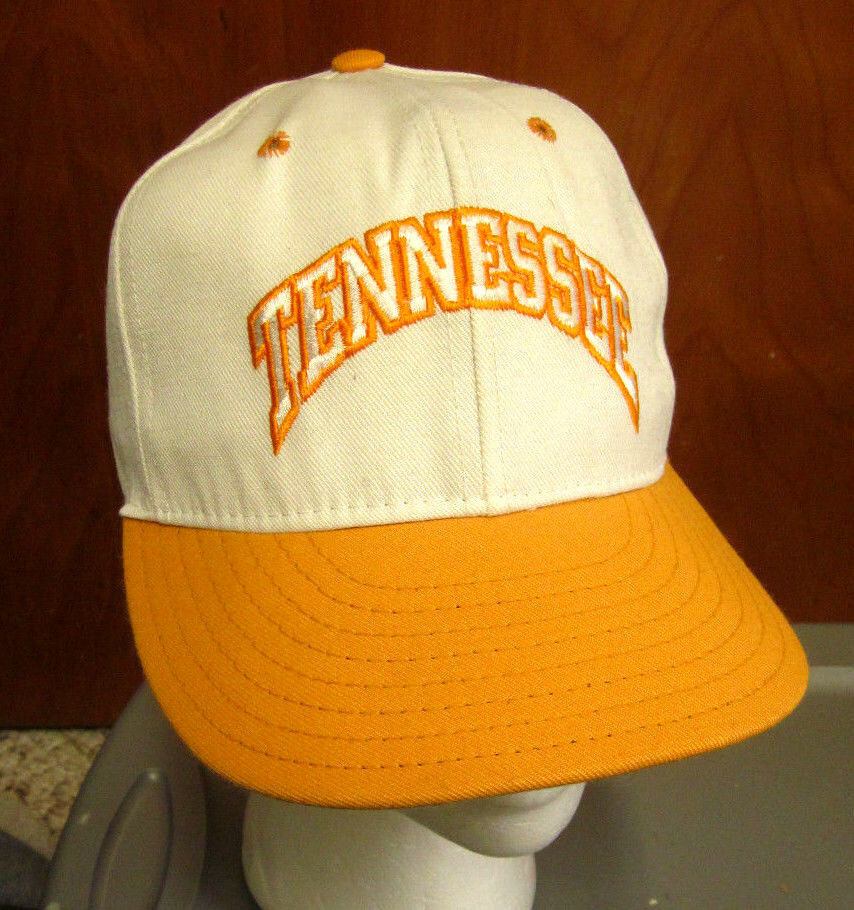 tennessee baseball hat volunteers 6 190 fitted