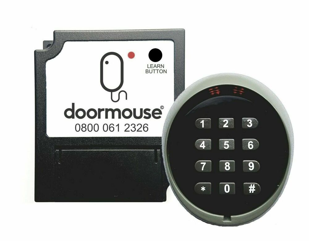 Remote Control For A Garador Garage Door Parts Spares