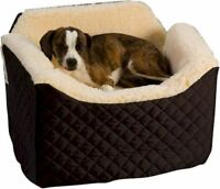 Snoozer Pet LookOut I Dog Auto Car Safety Booster Seats 2 sizes & 2 colors