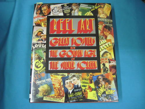 Classic Movie Posters Book SIGNED BY SIX VINTAGE STARS | eBay