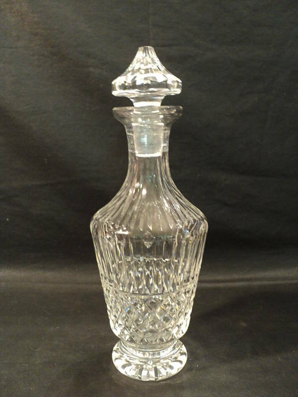stunning waterford crystal tramore    maeve decanter