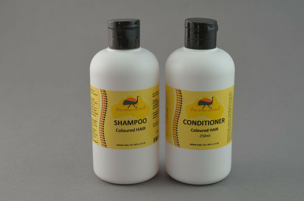 Emu oil hair products