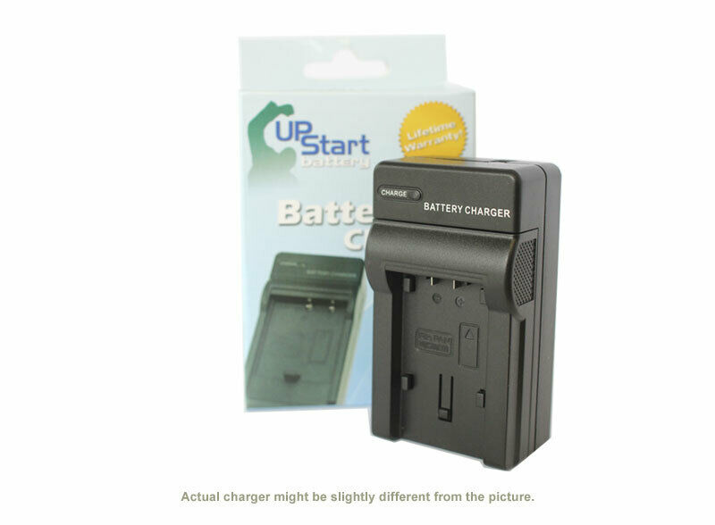 battery charger for panasonic cgr s006a dmw bma7 dmc fz ebay. Black Bedroom Furniture Sets. Home Design Ideas