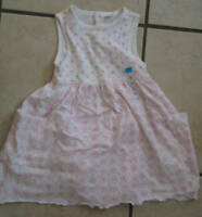 NWT CHILDREN'S PLACE TCP SUMMER FLORAL DRESS 18 months