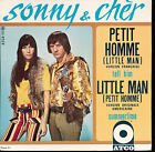 Sonny & Cher Petit Himme +3 France Import EP With Picture Sleeve
