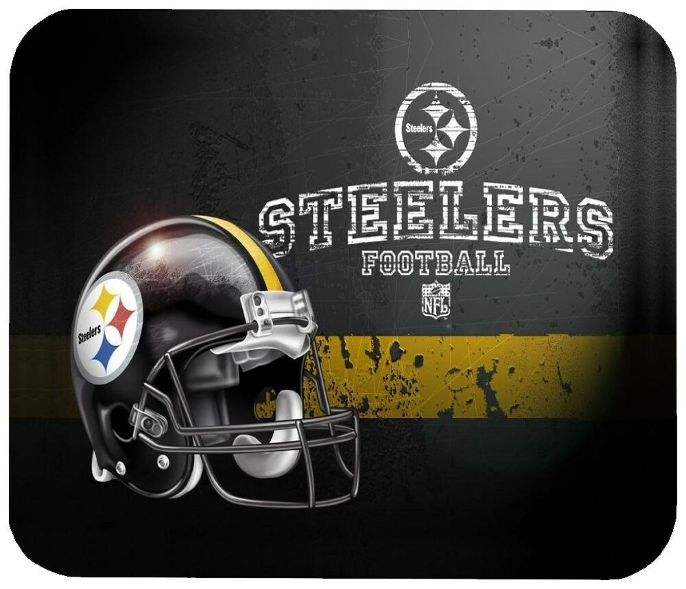Pittsburgh Steelers Mouse Pad 1 4 Quot Novelty Mousepad Ebay