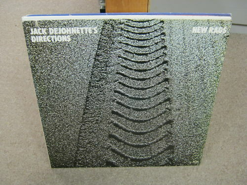 Jack DeJohnette - New Directions In Europe
